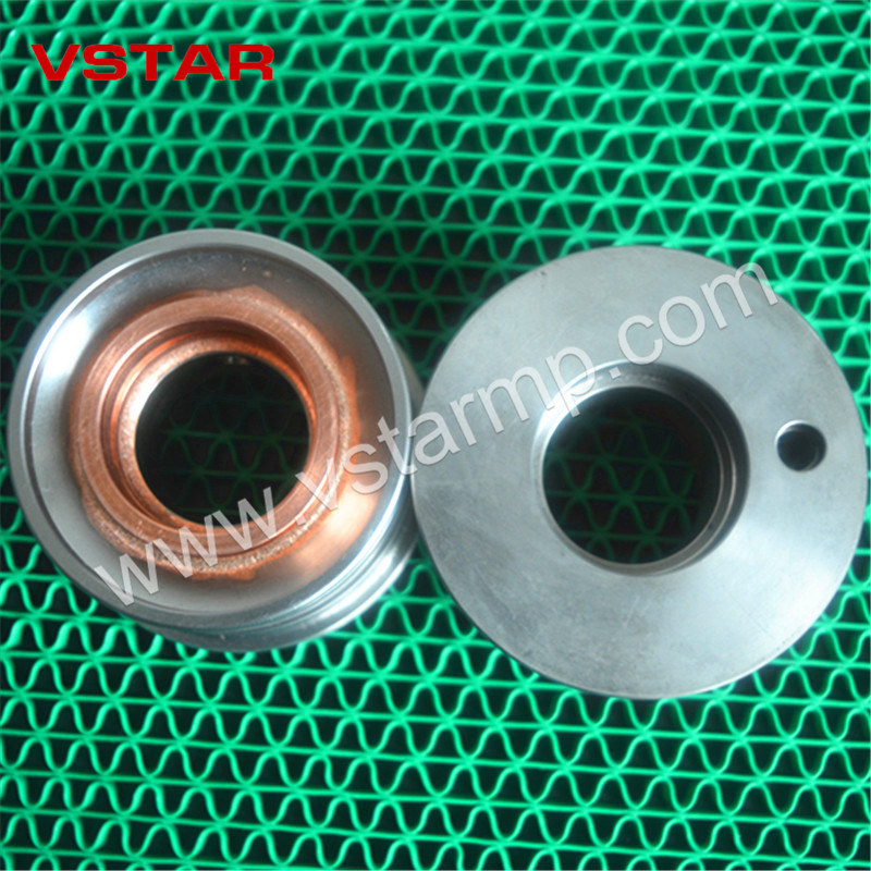 Customized High Precision Aluminum CNC Parts for Auto Part Spare Part