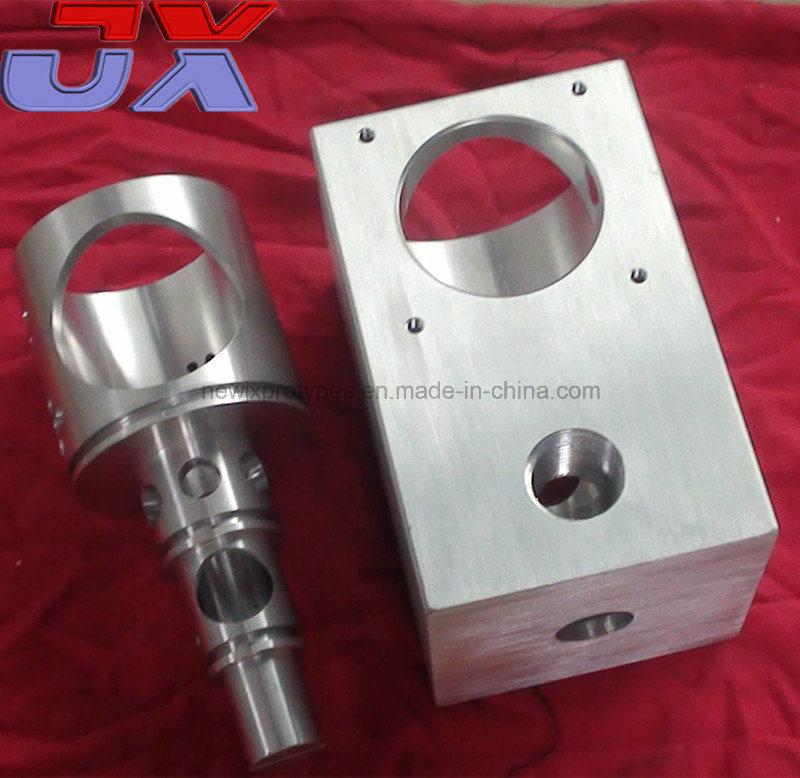 High Polished Aluminium CNC Turned Components