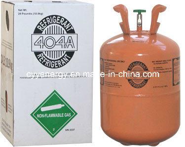 Refrigerant Gas (R134A, R404A, R410A, R422D, R507) R404A