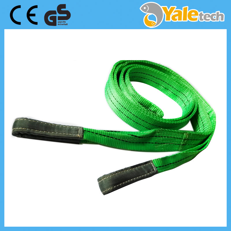 Colour Code Belt Round Lifting Webbing Sling