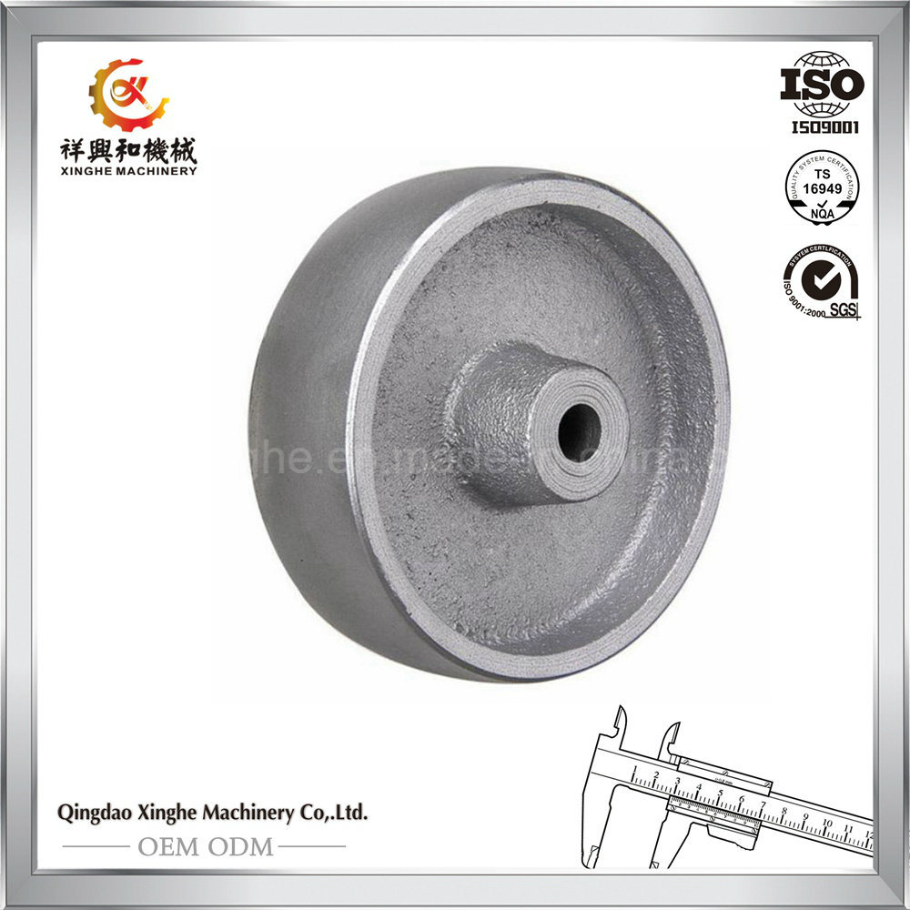 Wheel Pulley Steel Cast Pulley Impeller Pulley
