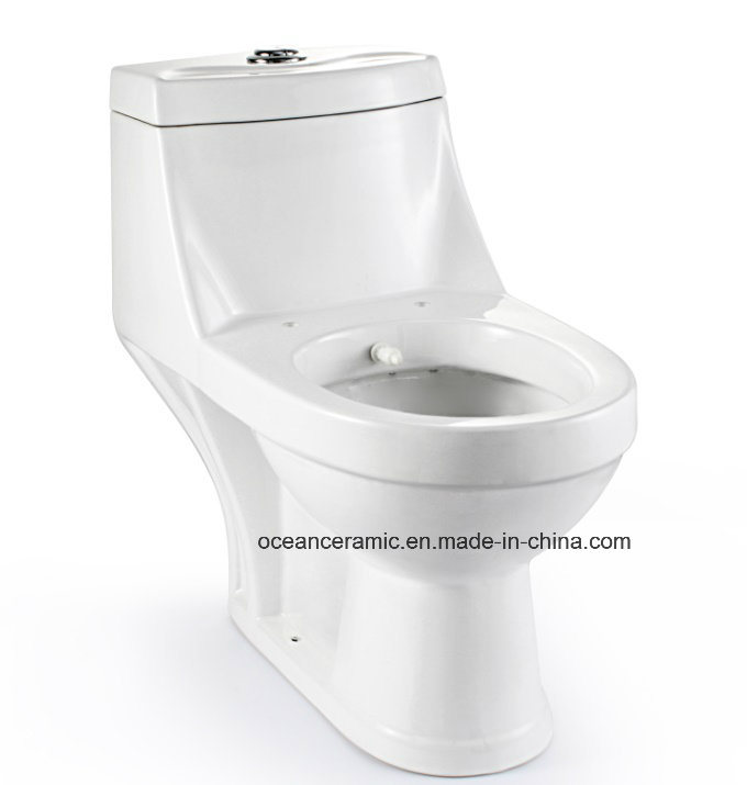 012 Hot Sale Washdown One Piece Toilet, Sanitary Ware