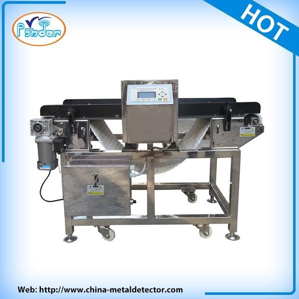 Belt Conveyor Food Industrial Metal Detector