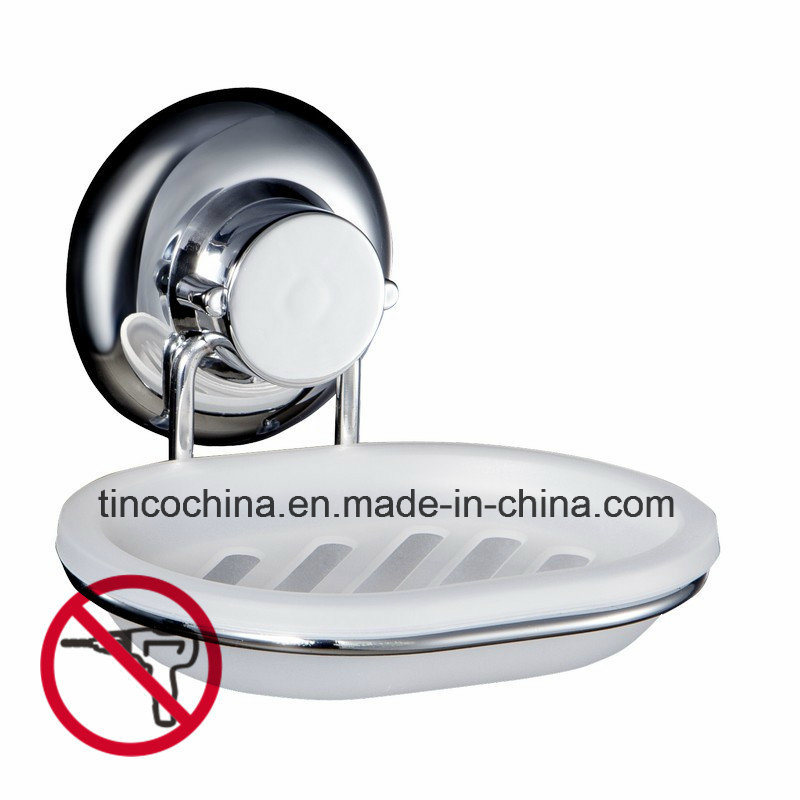 Strong Hold Suction Soap Dish, Bathroom Accessories, Household Products