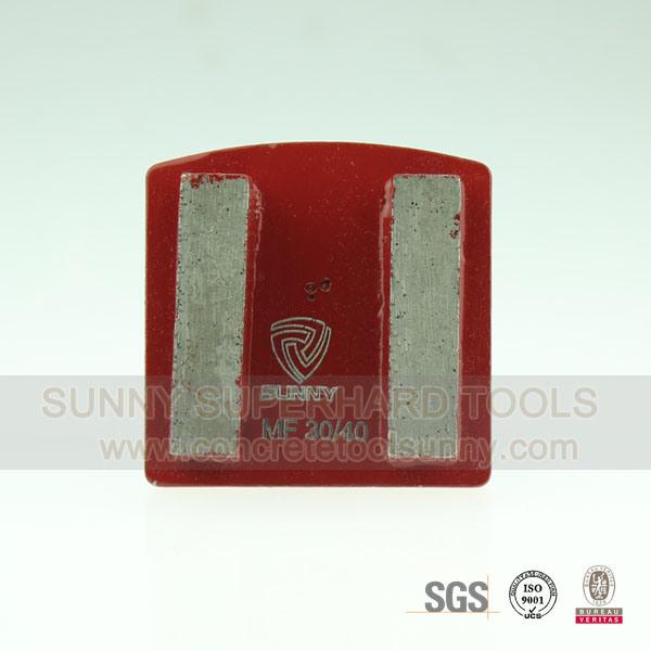 Diamond Trapezoid Grinding Plates