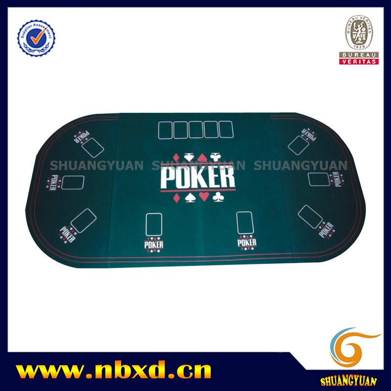China 3 Folding Oval Poker Table Top For 9 Person (SY T10)   China Poker  Table, Poker Table Top