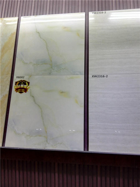 Dihe Full Polished Glazed Porcelain Tile Floor and Wall Tile