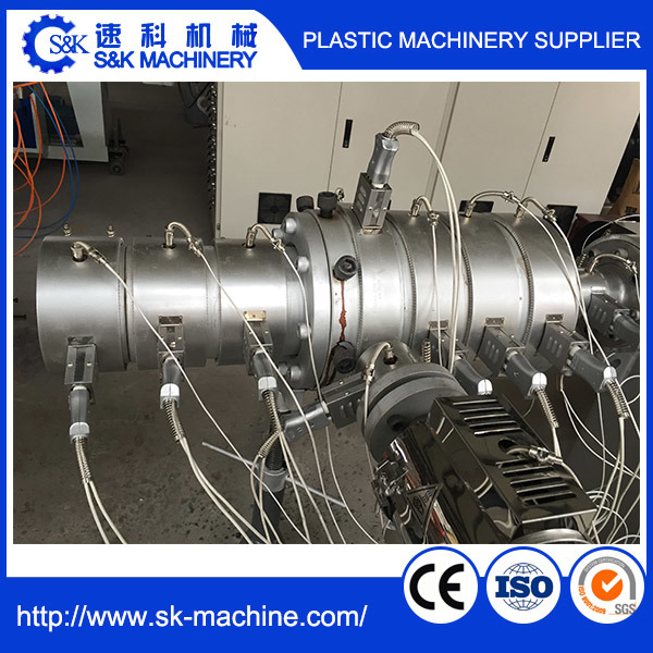 Plastic Pipe Machine for PE/PP/PPR