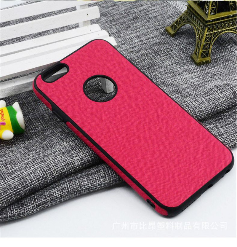 Luxury Skin TPU Glen Check Cell Phone Case iPhone Case for Samsung Galaxy A310 A510 (XSDD-041)