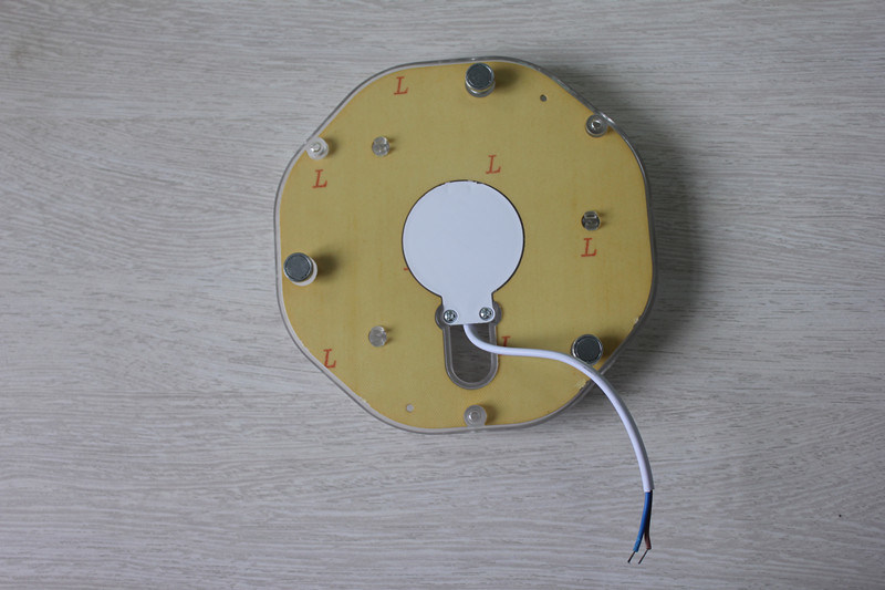 Round Square Decorate 12W 18W 24W LED Ceiling Panel Light with Ce RoHS