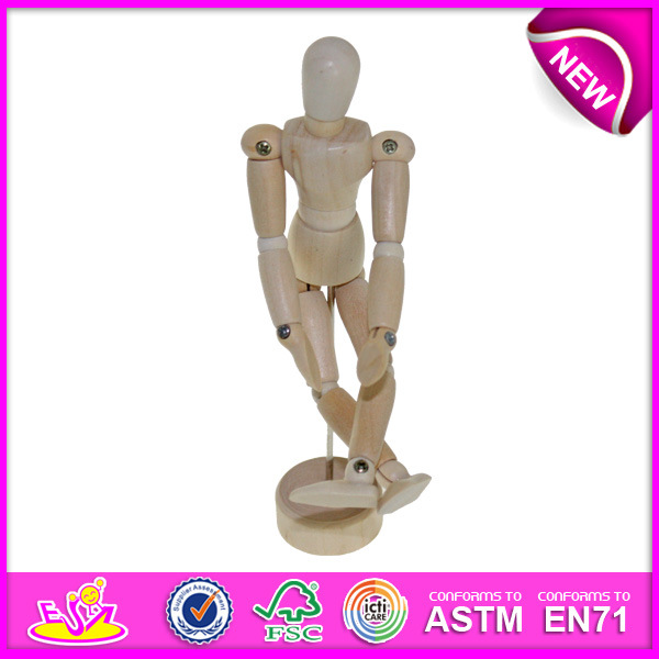 Adjustable Wooden Manikin Toy Wholesale, Wooden Drawing Manikin, Artist Wooden Manikin, Manikins Hand, Wooden Craft W06D041-B