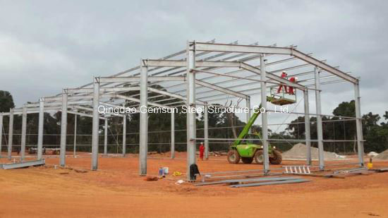Turn-Key Structural Steel Warehouse (SL-0042)