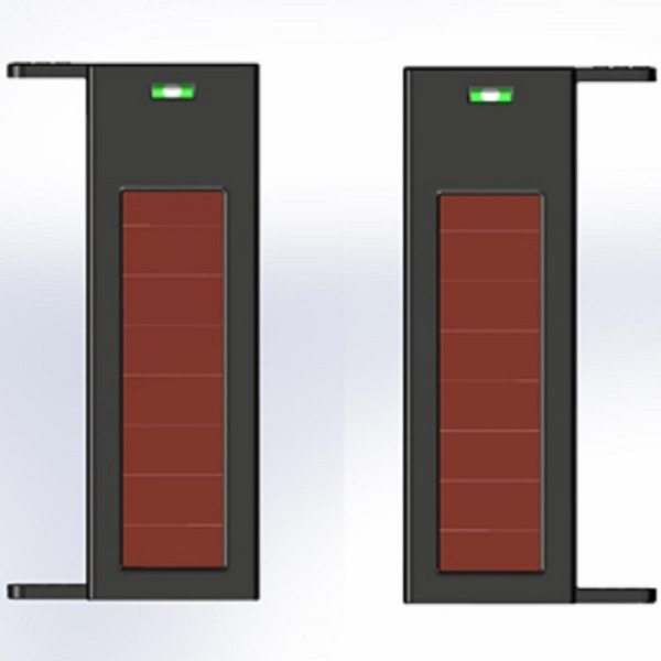 Wireless Solar Beam Detector with 8 Beams (ES-S08100)