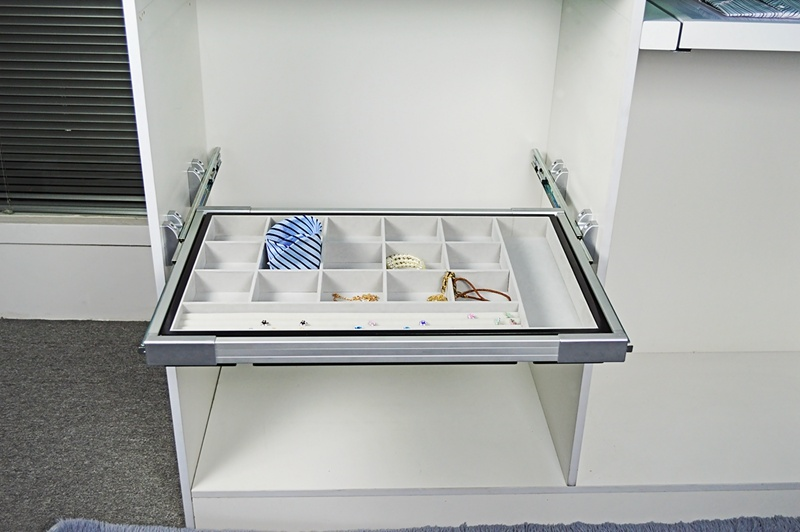 Pull Out Jewelry Tray for Closet(1463)
