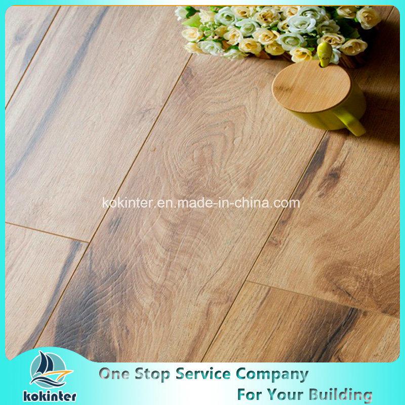 Hardwood Manufacture Engineered Wood Parquet Flooring