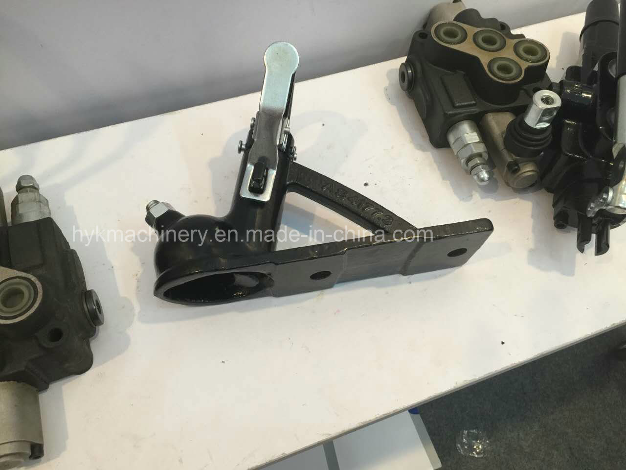 Trailer Connector Cast Steel 50mm Diameter Tractor coupler truck parts
