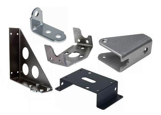 Equipment Custom Steel Punching Parts
