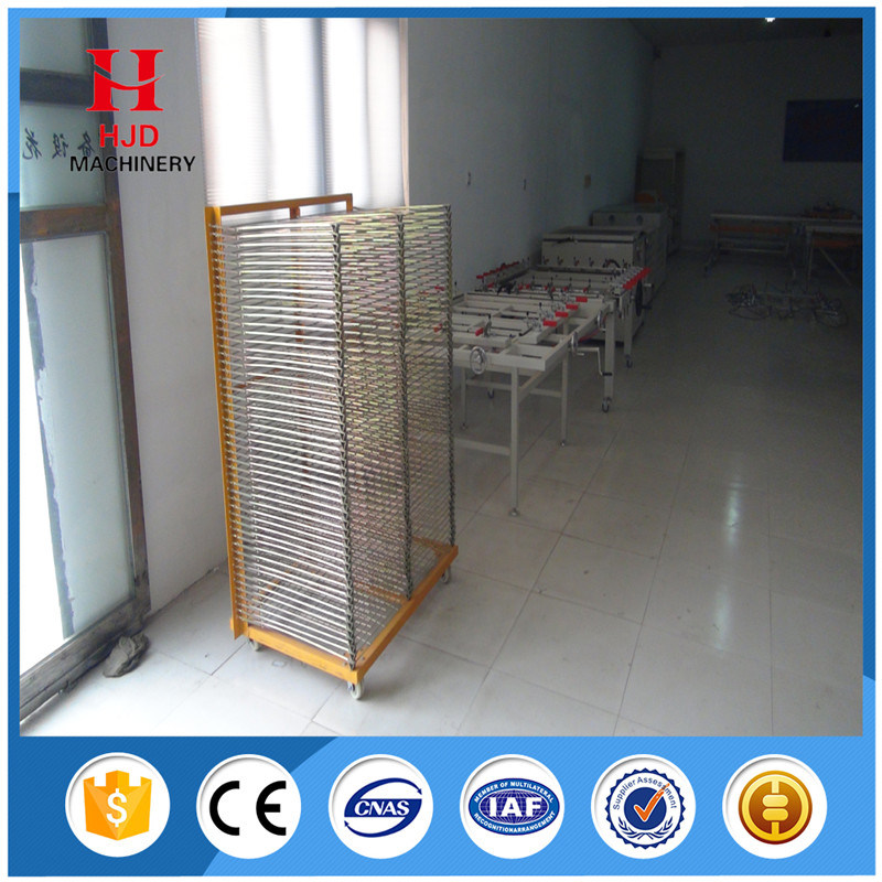 Stainless Steel Screen Printing Drying Rack