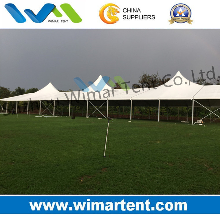 21X81m Multi-Sided Ends Used Party Tents