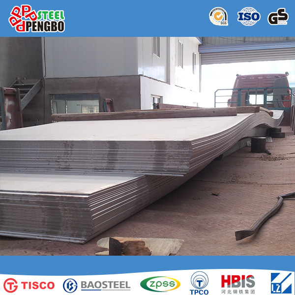 Good Quality of Ss 410 Stainless Steel Sheet From China