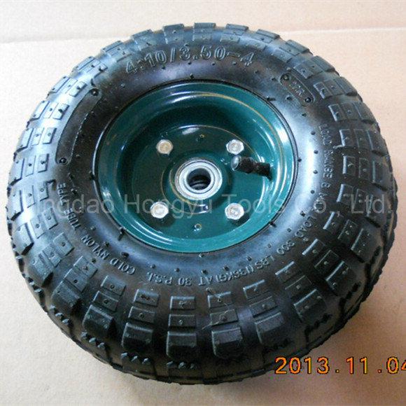Wheel Barrow Tyre Pneumatic Rubber Wheel