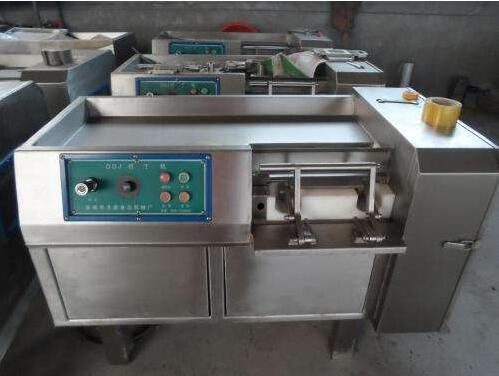 Frozen and Fresh Meat Dicer Machine