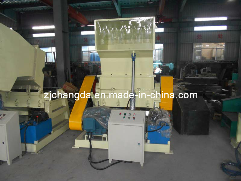 Plastic Machine & Plastic Crusher (FS800B-1)