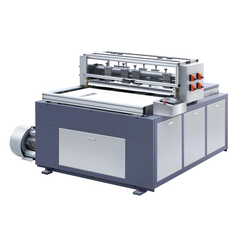 Manual Grooving Machine