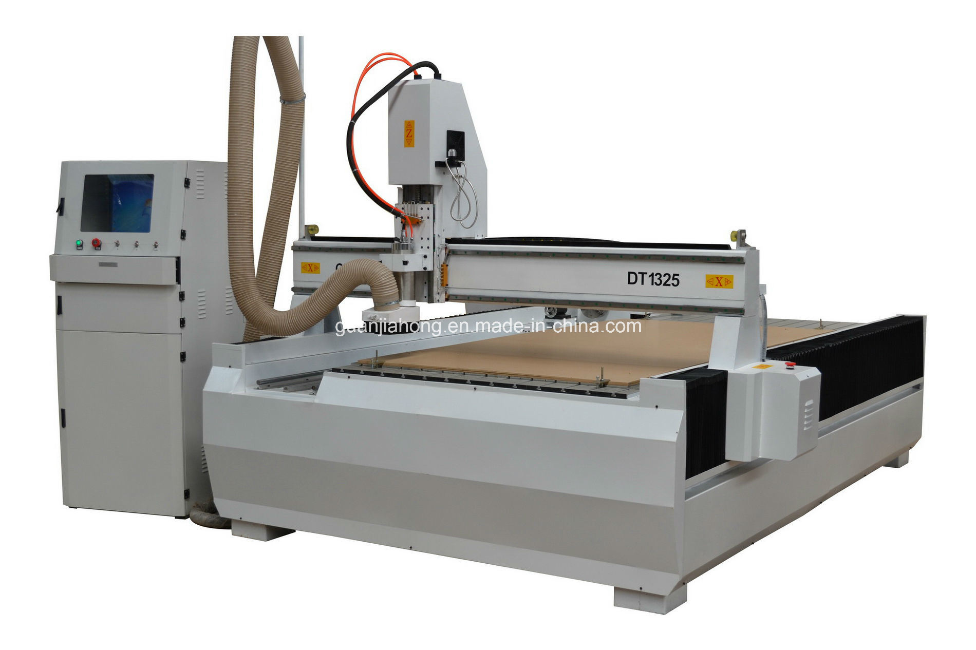 2D & 3D Woodworking CNC Router 1325