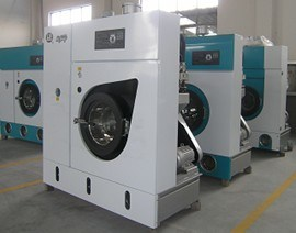 10kg Enclosed Dry Cleaner