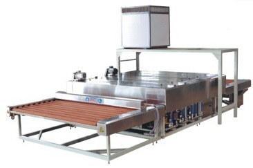 Glass Washing and Drying Machine Horizontal