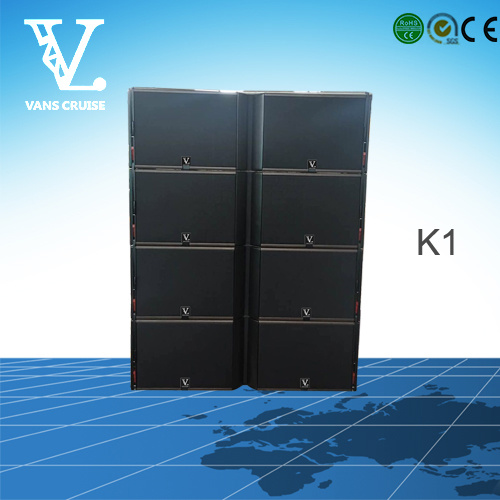 K1 3-Way Big Size Outdoor Line Array Sound Speaker