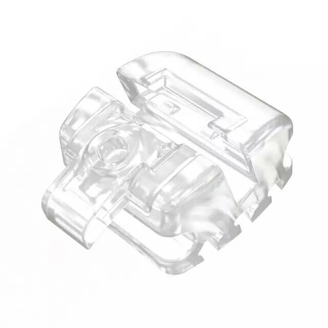 Sapphire Self Ligating Orthodontic Bracket Super Aesthetic Clear Bracket