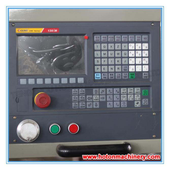Universal CNC Metal Vertical Turret Milling Machine (CNC Milling XK7125A)