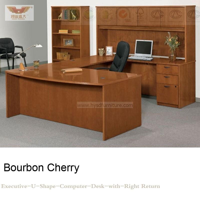 Fsc Certified Office Furniture for Modern Executive Desk