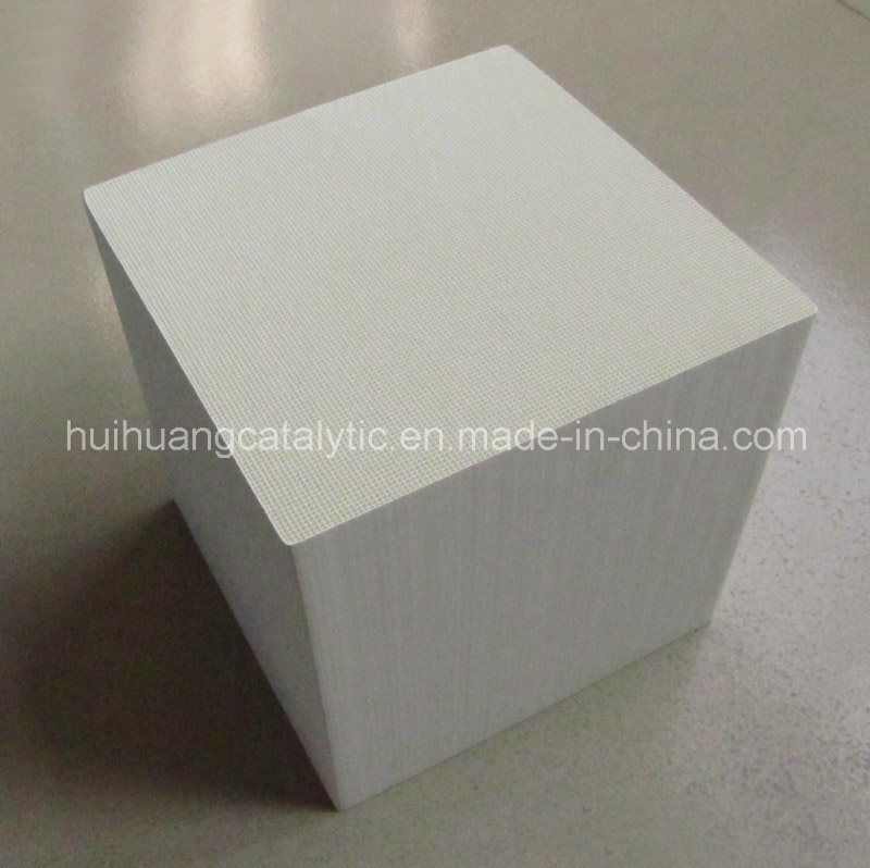 Industrial Ceramic Honeycomb Catalyst Substrate ISO/Ts Certified Honeycomb Ceramic