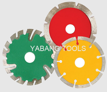 Sintered Segment Diamond Saw Blade