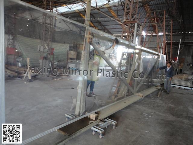 Clear Plexiglass Mr095