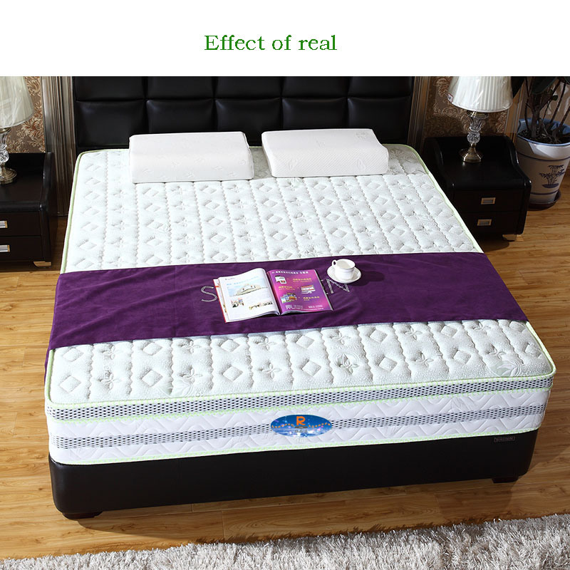 Bedroom Furniture / Spring Soft Mattress