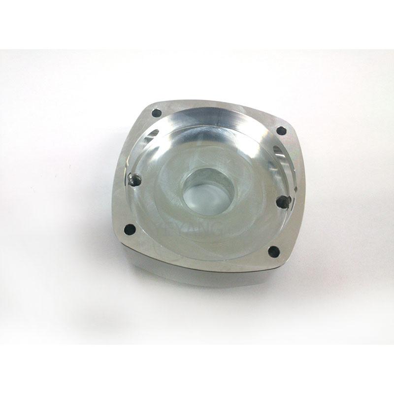 Custom CNC Machining Flange Parts