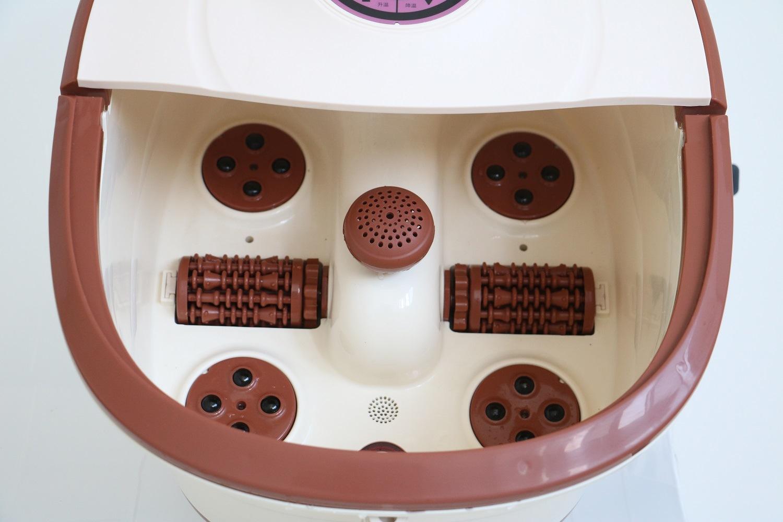 Foot SPA Massager Detox Foot Bath Massage Properties mm-15c