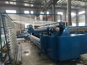 Single Knot Fishing Net Machine