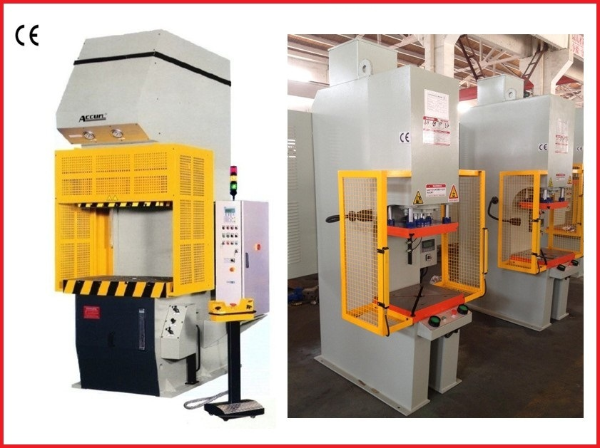 C-Frame Hydraulic Press 40 Tons,C-type Hydraulic Press, 40 Tons Hydraulic deep drawing Press 40 Ton Capacity