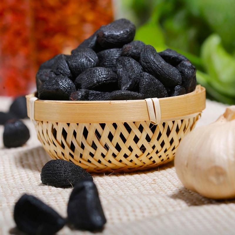 Good Taste Fermented Peeled Black Garlic (1kg/bag)