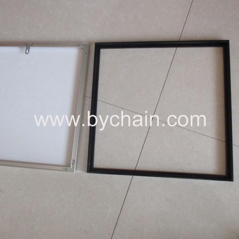 Brushed Aluminum Photo Frame