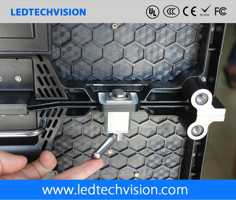 Outdoor Screen for Rental (P4.81mm, P6.25mm die-cast waterproof)