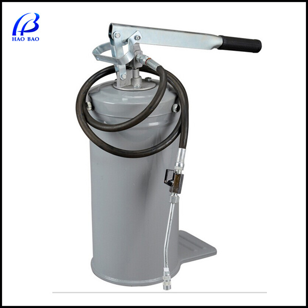 Haobao Hand Manual Grease Pump with 15m Hose