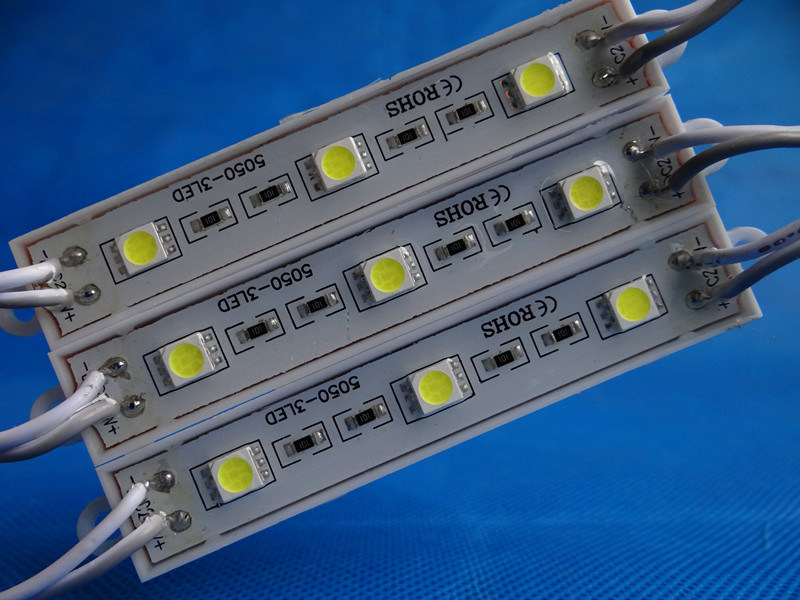5054 Epoxy LED Module IP65 Ce RoHS with 2 Years Warranty