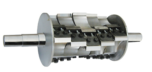 Flake Blades Plastic Crusher (SPC SERIES)