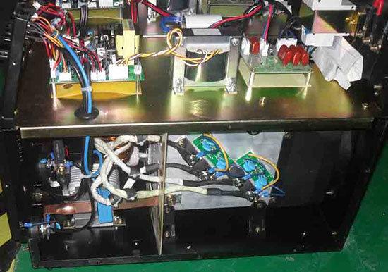 DIY Inverter Arc/ Arc400g Welding Machine/Welder with Plastic Case